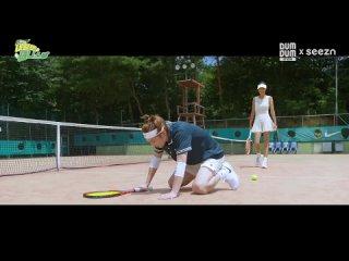 [1차 티저] 선생님 테니스 잘 치고 싶어요! 🎾