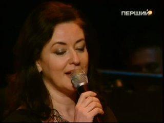 """Тамара Гвердцители / Владимир Гришко - концерт в ДК """"Украина"""" в Киеве 17-05-2011"""
