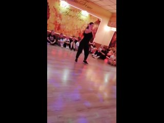 Юлия Гурина МК по Girly Hip-Hop