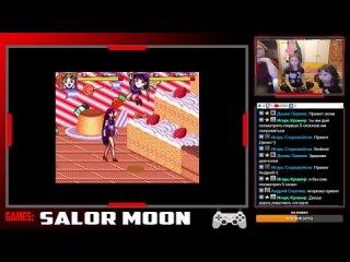 Sailor Moon snes от dimon4game