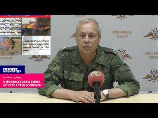 В Донбассе заяц стал причиной пожара и ранения трех бойцов ВСУ