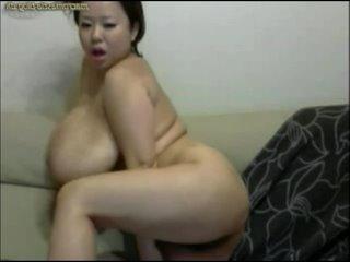 big tit hardcore threesome