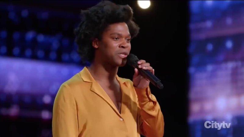 Video 32 Jimmie Herrod Sings Sophias Golden Buzzer Full Performance Week 4 Americas Got Talent 2021