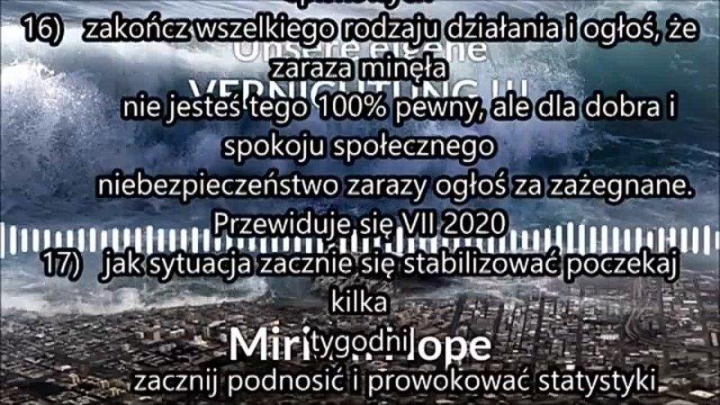 Instrukcja samozagłady po polsku tłumaczenie z niemieckiego