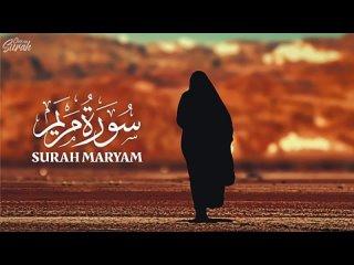 ياسر الزيلعي سورة مريم