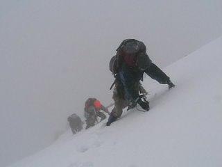 Пешеходный поход 5 к.с. Алтай с восхождением на Белуху 2009 (Часть2)