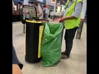 ДТП и ЧП Москва - Раздельный сбор мусора