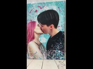 Video by Портреты по фото на холсте   Арт-студия «Юла»