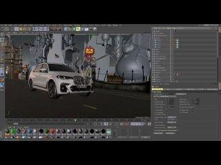 CINEMA 4D R20-057 Studio (RC - R20) - [Untitled 3-c4d _] - Main 2021-07-06