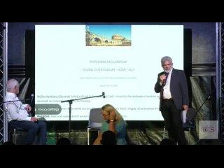 12-14 сентября в Риме состоялся очередной Global Соvid Summit с обвинениями в преступлениях против человечества