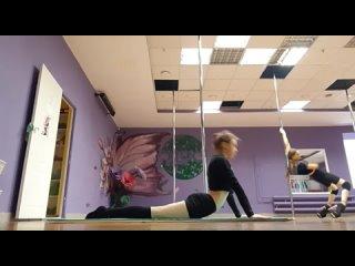 Видео от Pole dance, стриппластика, растяжка EXOTIC Омск