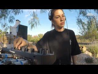 Anna Tur - Live @ Radio Intense Ibiza, Spain