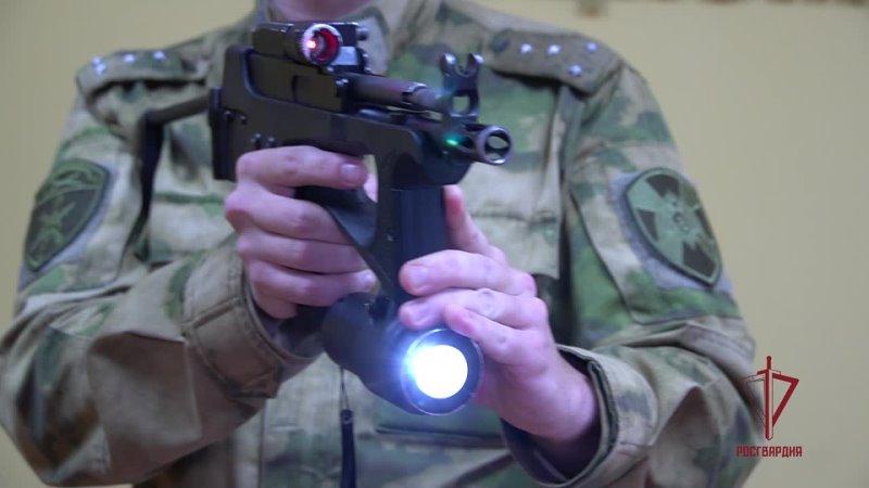Обзор пистолета пулемёта Росгвардии ПП 2000 на Крайнем Севере