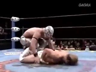 Kaz Hayashi (c) vs. BUSHI -  (AJPW Champion Carnival 2010 - Day 7)