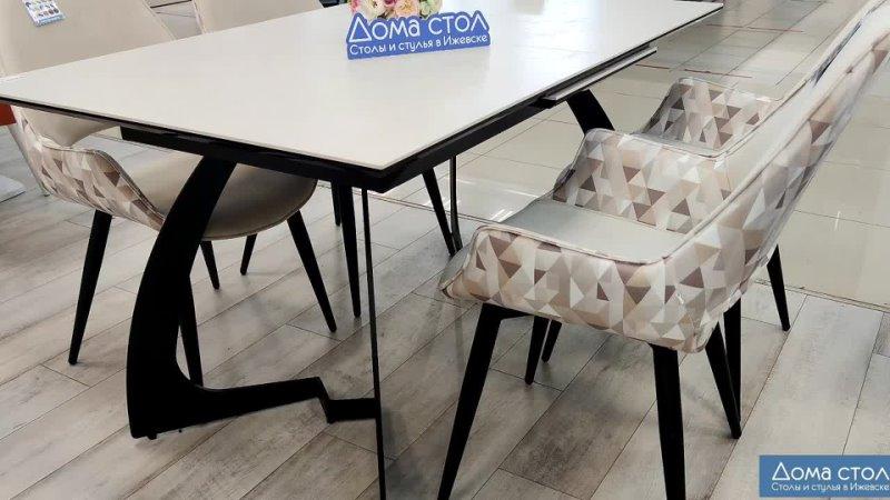 Видео от Дома Стол Столы и стулья Мебель Ижевск