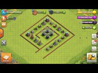 [RudeNick] ЛАБИРИНТ В КОТОРОМ НУ ОЧЕНЬ МНОГО ДАРКА ► Clash of clans