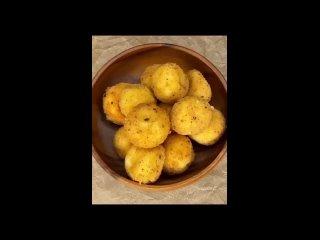 Очень сырные шарики
