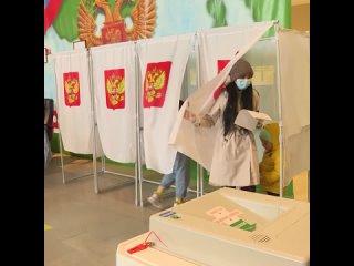Это первые выборы в Госдуму, которые проходят в 3 ...