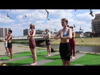 День Йоги в Балтийской Жемчужине 2021
