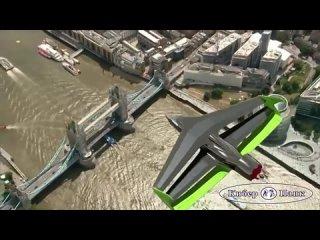 Faradair BEHA - трёхкрылый самолёт Конструкторы компании Faradair решили вернуть в конструкцию самолетов крыло коробчатого типа