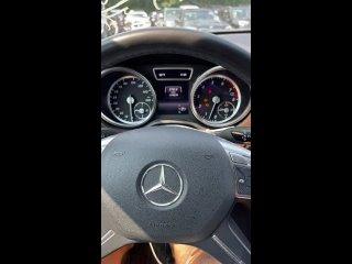 MERCEDES GL 2014 Обзор тест автомобиля на разбор