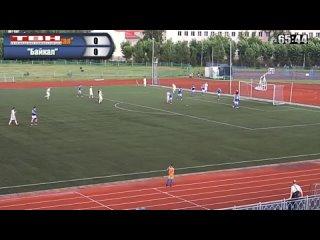«Распадская» (Междуреченск) - «Байкал» (Иркутск) — 1:0