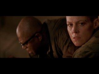 Чужой 3 (1992 г., США, Великобритания, триллер боевик фантастика ужасы)