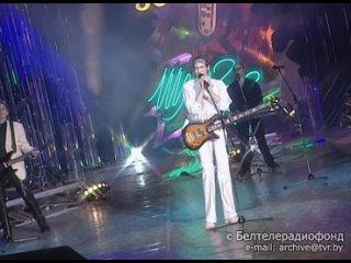 Ансамбль «Самоцветы» – «Летний вечер» (В. Харитонов – С. Намин), запись 1999 г.