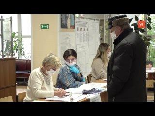 Выборы в Ленинградской области прошли организованн...