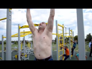 Олимпийский флешмоб от Ильтякова