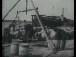 Завод рыбных консервов в Астрахани.1908 (без вшитых субтитров)