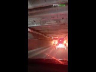 (сообщение от подписчика)В западном тоннеле застря...