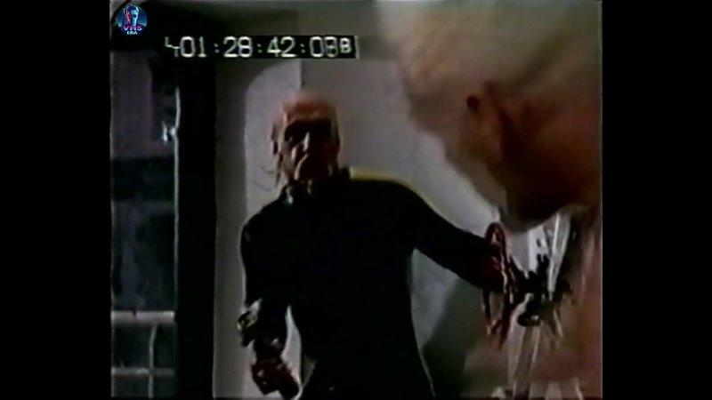 Гром в раю Кто кого Морская тюрьма 1994 Алексей Михалев VHSRip