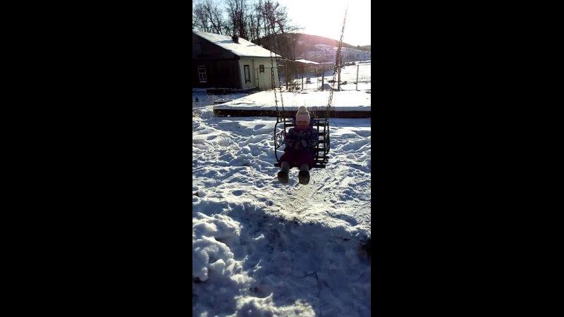 Видео от Риты Бахаренко