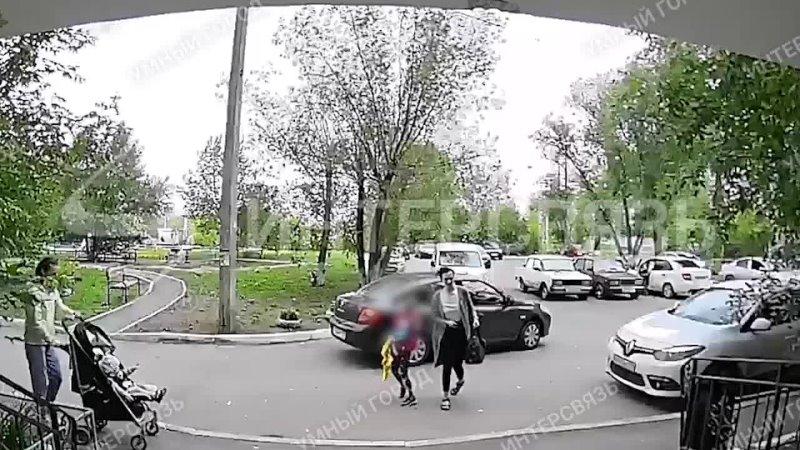 Видео от Очевидец