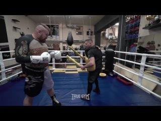 [TRUE GYM MMA] Бой Дацик против Данияла Т34 / Отправлю Т34 в НОКАУТ / Подготовка Дацика к бою