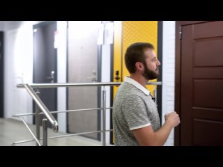 Обзор входной двери Snegir 55 для частного дома от