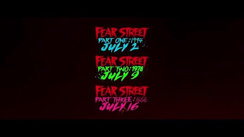 Трилогия ужасов Netflix начинается с трейлера фильма Улица страха Часть 1 1994