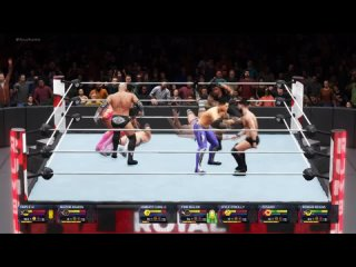 30 Man Royal Rumble match