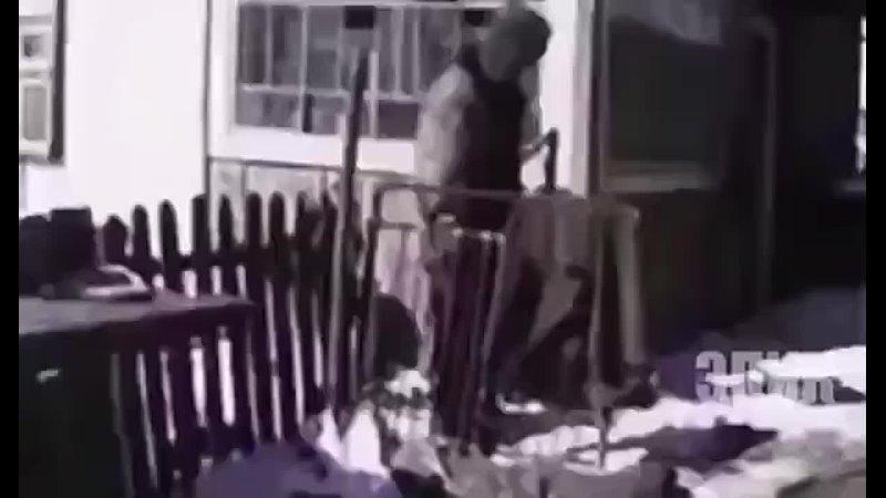 Пенсионер с гранатой