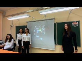 Социальный рекламный видеоролик. Ученики 9в класса. МАОУ СОШ 15