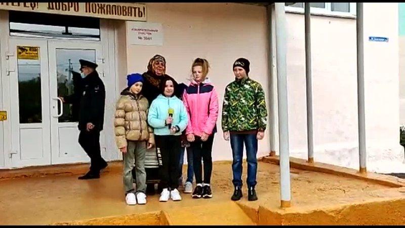 Видео от Охлебининский СМФК