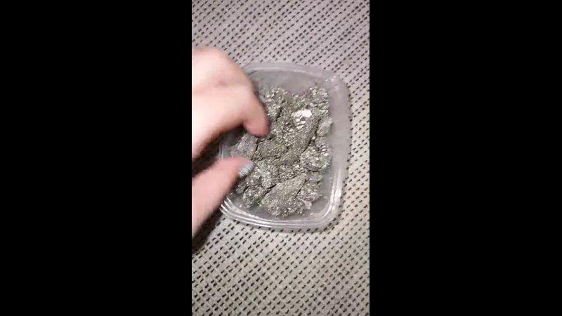 пирит из Перу