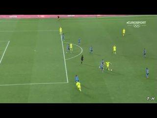 Победный гол Швеции (Стина Блэкстениус)