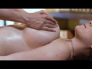 Gabbie Carter & Eliza Ibarra - Her First Bolster 1080p [LESBI]