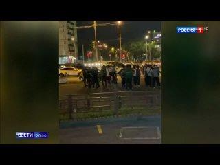 У массовой драки в Кузьминках оказалась личная причина