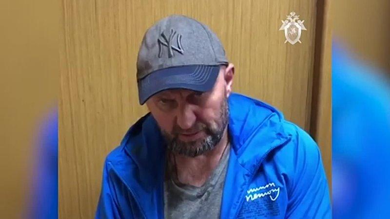Допрос пойманного беглеца из истринского ИВС