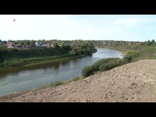 Мост, построенный в Калачинске, уже стал новой достоприме...