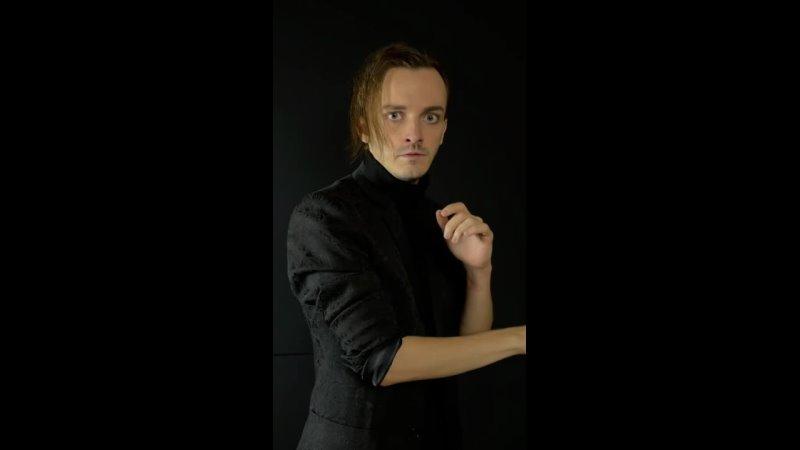 Съёмка фотосета для рок оперы Преступление и наказание в Петербурге