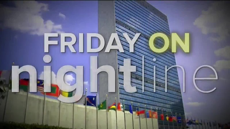 TUNE IN FRIDAY to @Nightline for @JujuChangABC conversation about global issues with